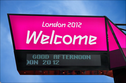 Olympic Park / Welcome | by Images George Rex