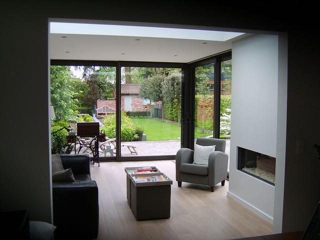 moderne veranda te turnhout aluminium woonveranda flickr photo sharing. Black Bedroom Furniture Sets. Home Design Ideas