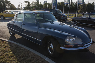 Citroen DS 21 (1965-1972) | by r0b0tr10t