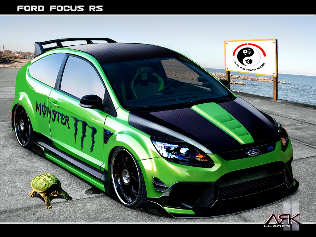 56 wallpaper ford focus rs tuning by ark llanes ark. Black Bedroom Furniture Sets. Home Design Ideas