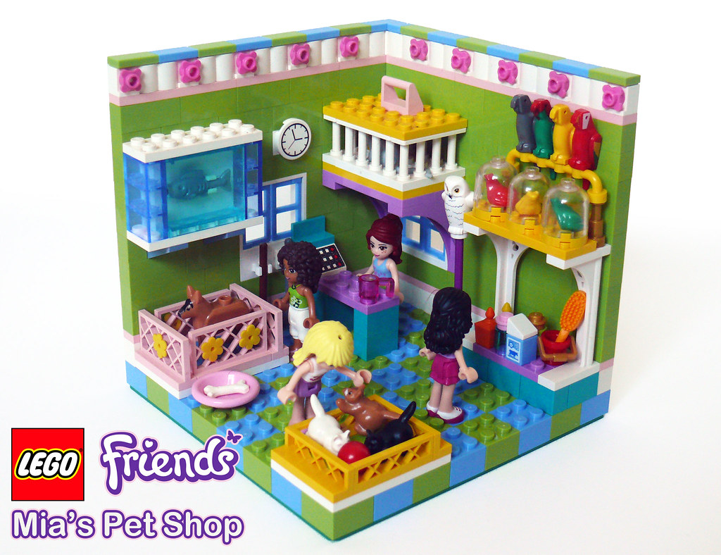Mia 39 S Pet Shop This Is My Entry For The Animal Category