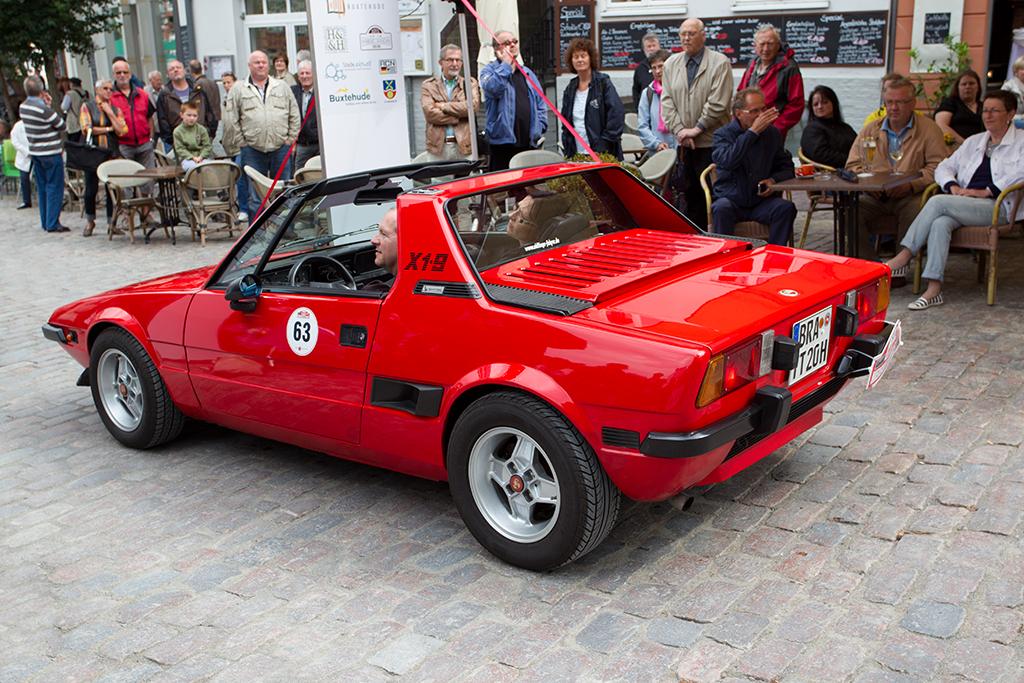 Fiat x1 9 bertone der fiat x1 9 war ein kleiner und