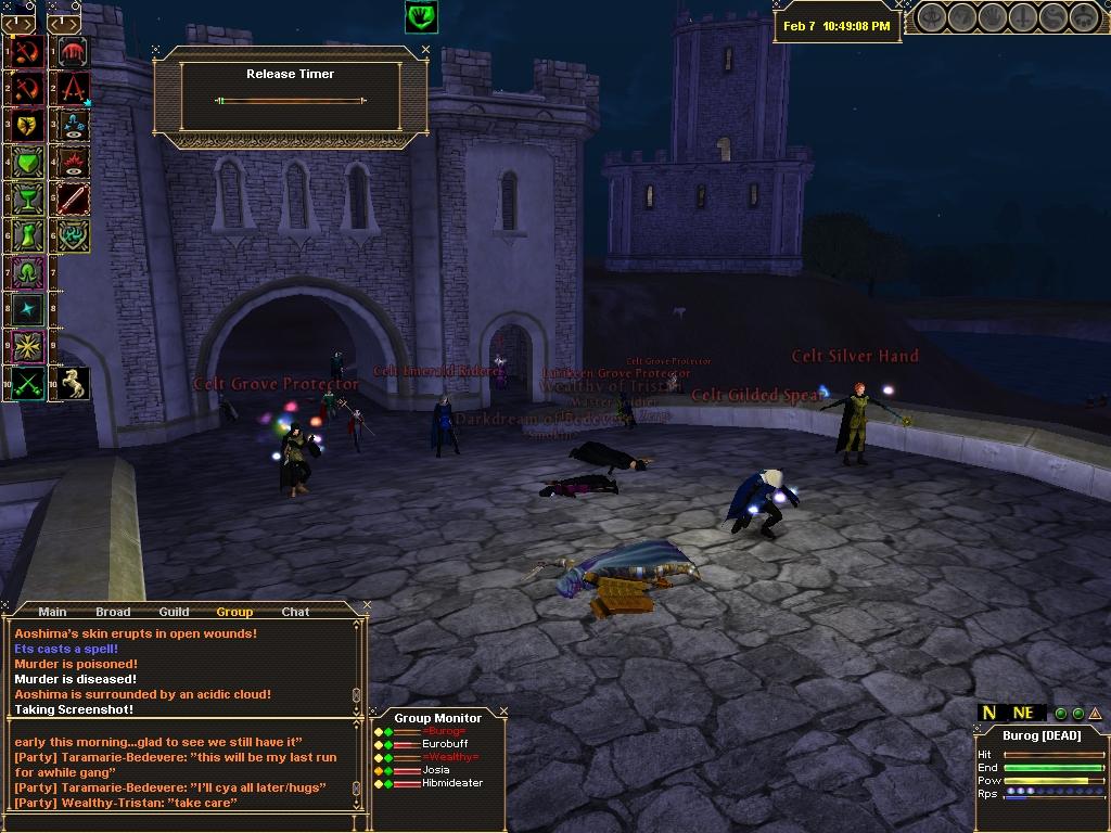 Sshot012 Dark Age Of Camelot Game Screenshots Raphael Villanea