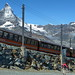 Gornergrat Bahn & the Matterhorn, near Zermatt, Switzerland - 7 August 2012 [photo © WCK-JST]