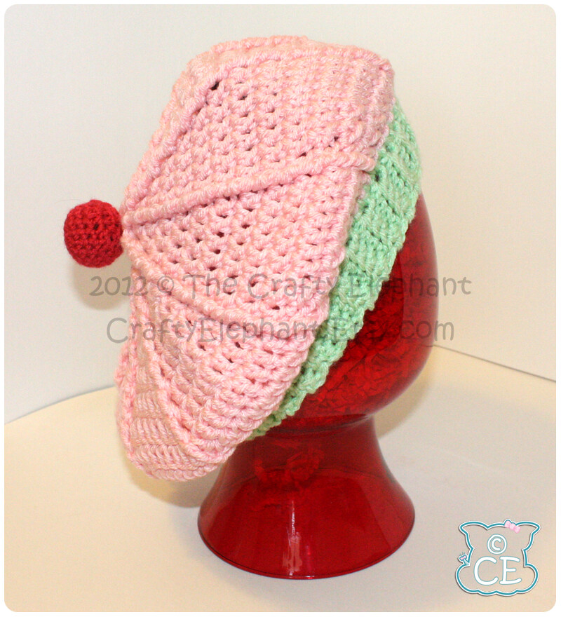 Red Hat Cake Head Band D