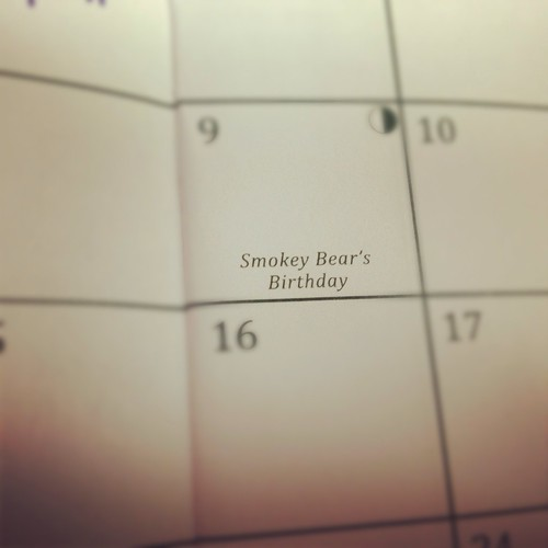 Day 222--8/9/12: Happy Birthday Smokey! | by blakemjordan