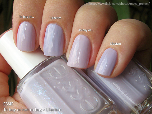 ESSIE To buy or not to...