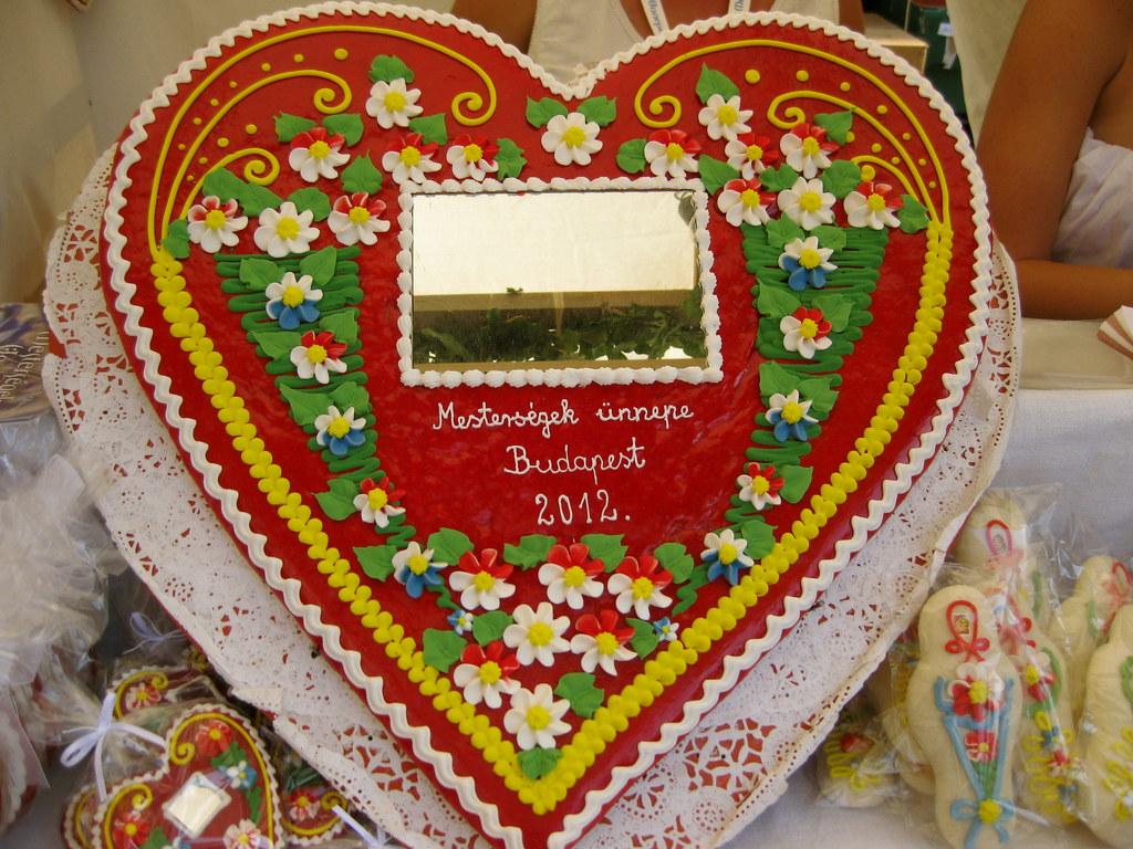 Hungarian Crafts And Art