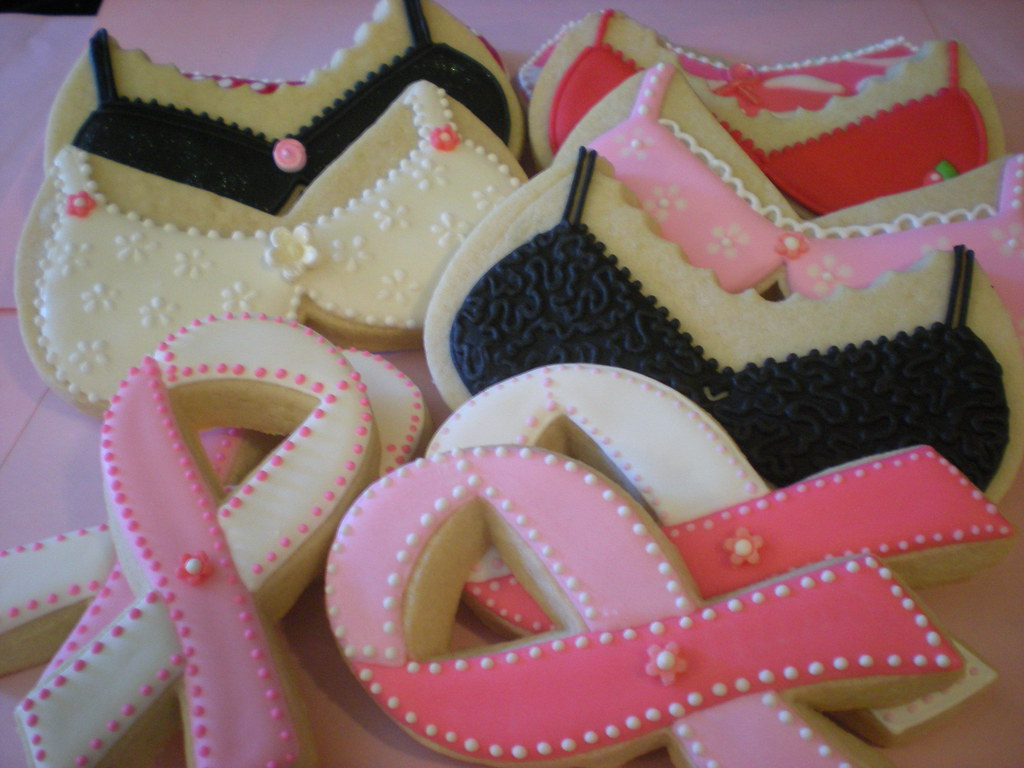 Breast Cancer Cookie Cutter