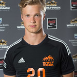 Finlay McPhie, WolfPack Men's Soccer