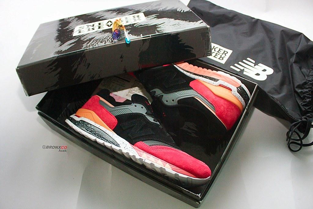 separation shoes b3811 515c1 New Balance 997.5 x SNEAKER FREAKER