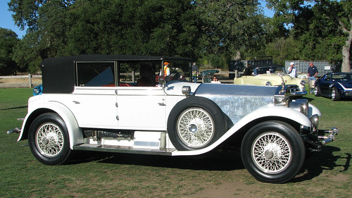 1927 Rolls-Royce 4 Door Convertible 2 | by Jack Snell - Thanks for over 26 Million Views