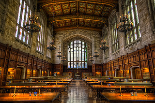University of Michigan Law Library | by JRE313