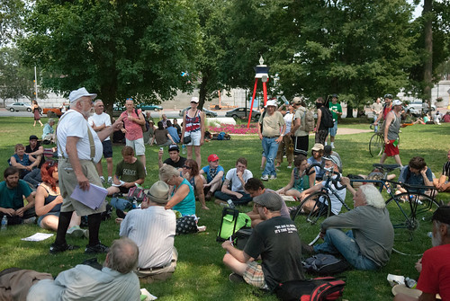 Teach-in during NATGAT | by juliacreinhart