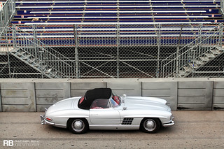 300SL Roadster | by Raphaël Belly Photography