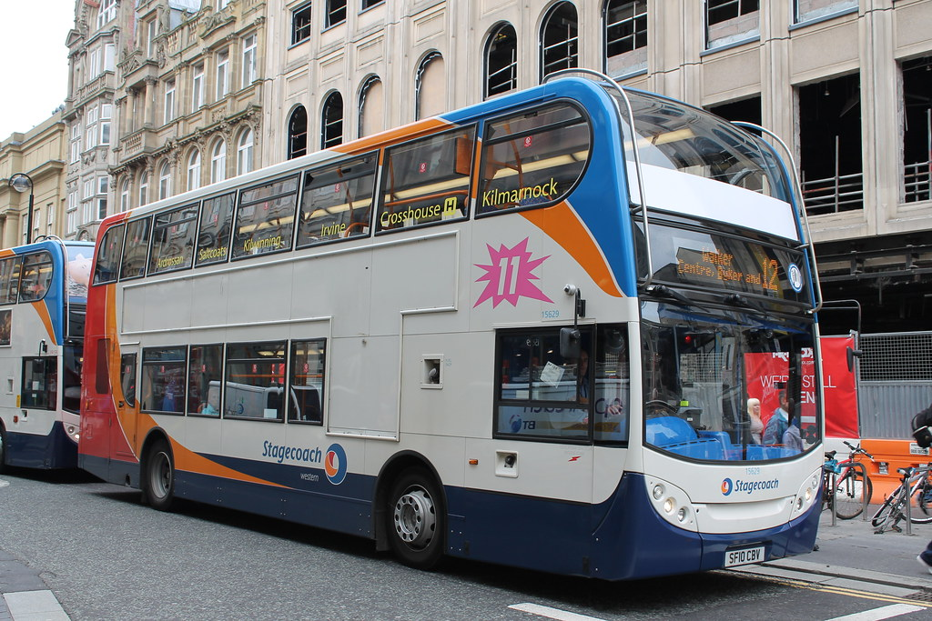 stagecoach 15629 sf10cbv scania n230ud alexander dennis e