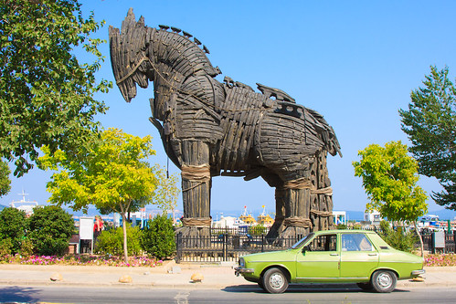 how to create a trojan horse
