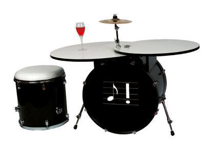 ... Drumset Coffee Table | by G-Saxy  sc 1 st  Flickr & Drumset Coffee Table | G-Saxy | Flickr