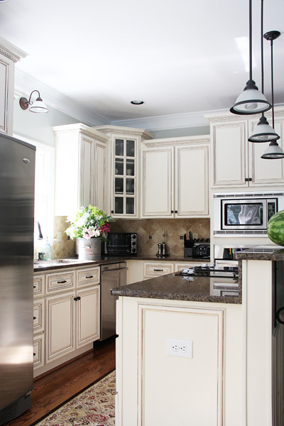 Image Result For White Cabinets In Kitchen