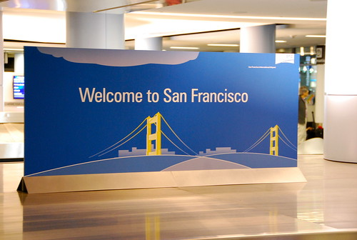 Welcome to San Francisco | by afagen