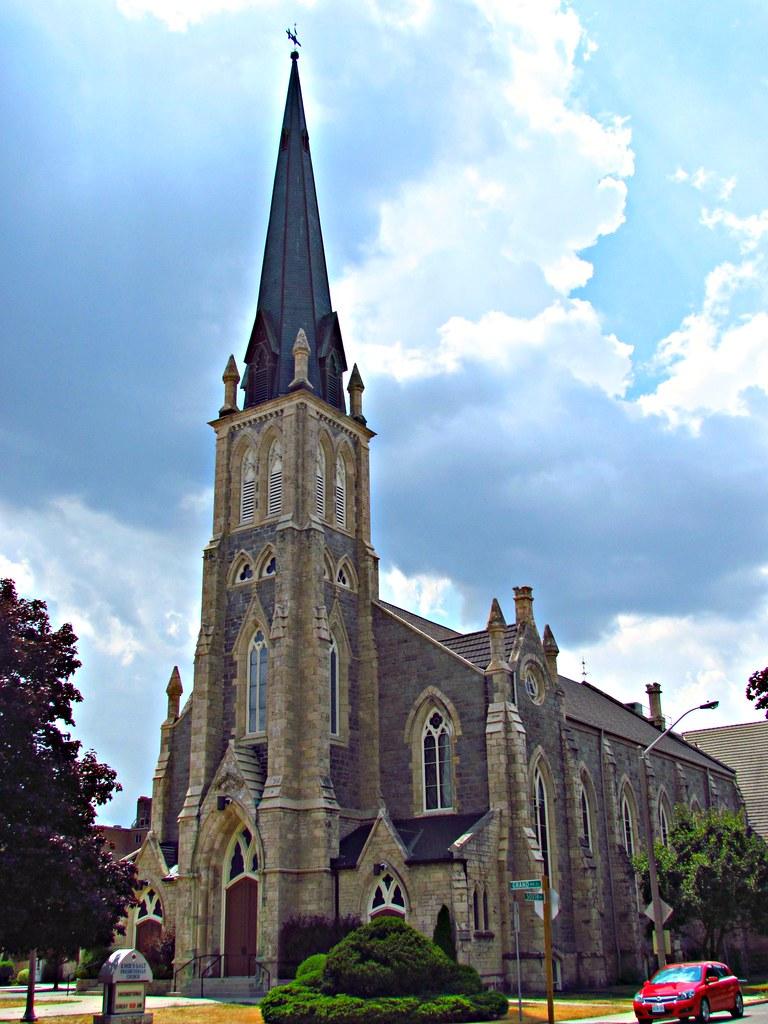 Knox S Galt Presbyterian Church Cambridge On Knox S
