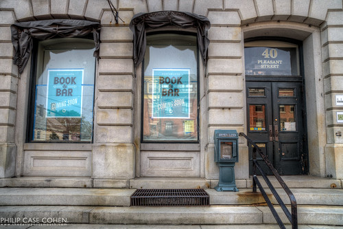 Portsmouth Book & Bar | by Philip Case Cohen