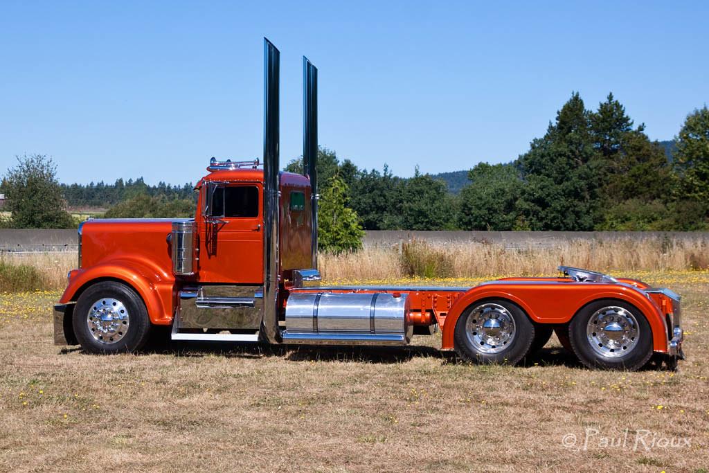Kenworth 6142 2012 Butch Taylor Memorial Truck Show Saani Flickr