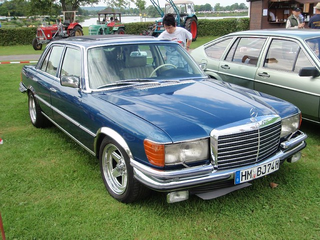 mercedes benz 450 se 5 0 amg w116 flickr photo sharing. Black Bedroom Furniture Sets. Home Design Ideas
