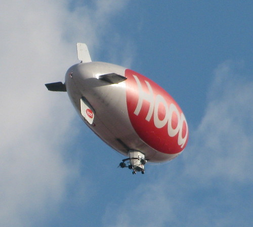 Hood Blimp | by Mark Sardella