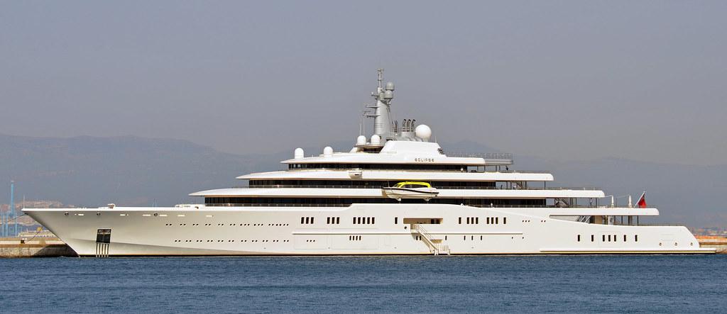 Teuerste Yacht Der Welt