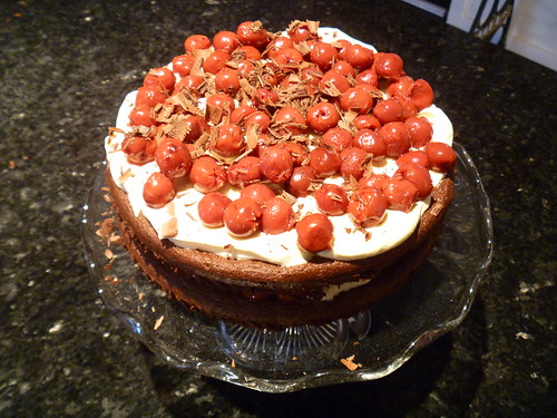 Bake Birthday Cake At Home