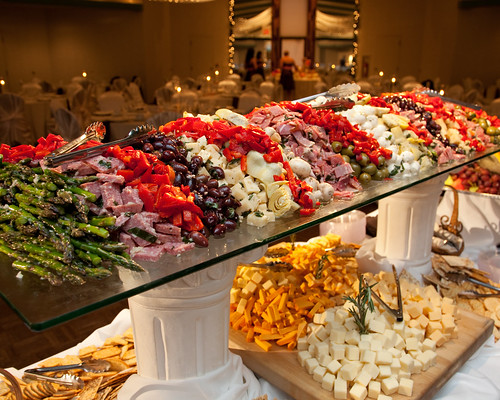 Hors D Oeuvres Stations Have Your Guests Start Off The