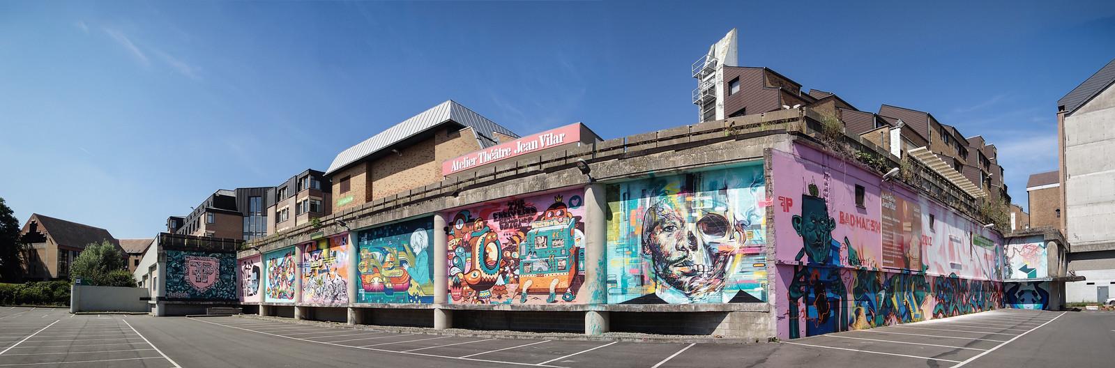 Louvain-les-Graffiti