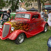 1934 Ford - 3 window coupe