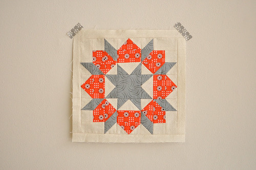 Mini Swoon Block by Katrina | by the workroom