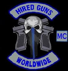 Hired Guns Motorcycle Club Hired Guns Motorcycle Club Stel Flickr