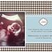 A Fine Idea: Pregnancy Announcements