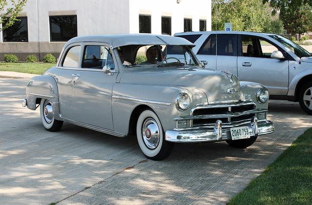 1950 plymouth special deluxe 2 door club coupe 2 of 8 for 1950 plymouth 2 door sedan