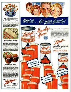 libbys tomato juice 1937 | by killingtime2