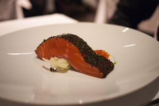 Confit of ocean trout at Tetsuya's | by hyteng