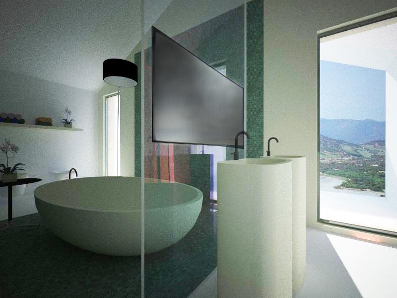 Bagno Rilassante In Casa : Il bagno rilassante della nostra villa in sardegna flickr