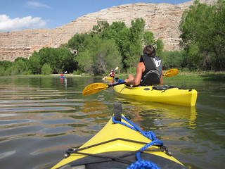Verde River Float, Tapco to Tuzi Bridge 7/13/12 | by AmericanRivers.org