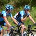 Michel Kreder, Andrew Talansky - Vuelta a España, stage 11