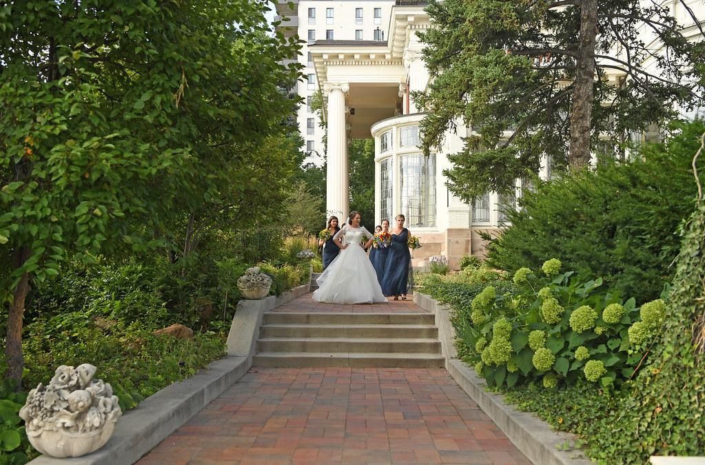 Rj and erin wedding