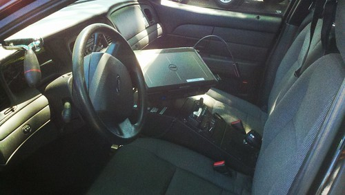 interior of everett police department unmarked ford crown flickr. Black Bedroom Furniture Sets. Home Design Ideas