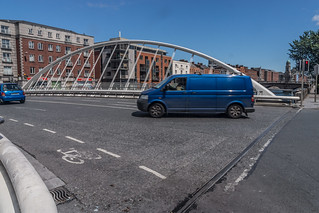 The James Joyce Bridge - Bridges Of Dublin | by infomatique