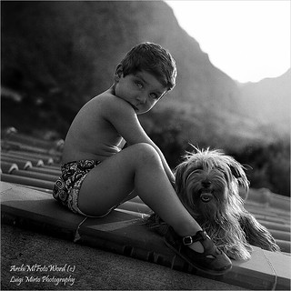 Il piccolo Roberto e Nuvola - The little Roberto and Nuvola | by .Luigi Mirto/ArchiMlFotoWord