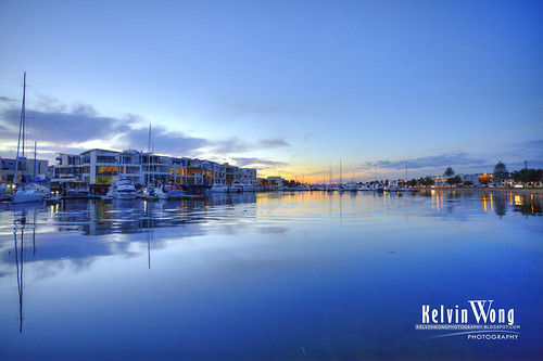 Glenelg Sunset | by Kelvin Wong (Away)