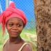 La joven Patience fue expulsada de la escuela junto con Patricia Kollie, porque quedaron embarazadas. Crédito: Winston Daryoue/IPS