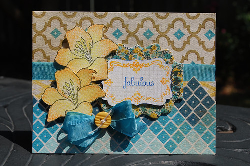 Fabulous Card | by Kate-Vickers